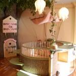 Idée d'ameublement chambre d'enfant