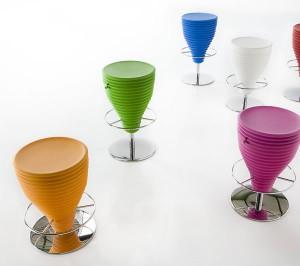 Tabouret bar bongo