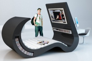 bureau design mobilier