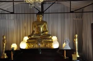 Décoration bouddha