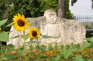 Décoration zen bouddhiste