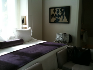 Hotel-abac-barcelone chambre