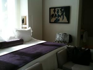 Hotel-abac-barcelone chambre
