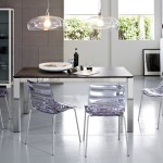 Chaise design italienne