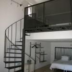 Une chambre d'hôte Loft