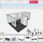 Logiciel d'architecture 3D gratuit, MySketcher