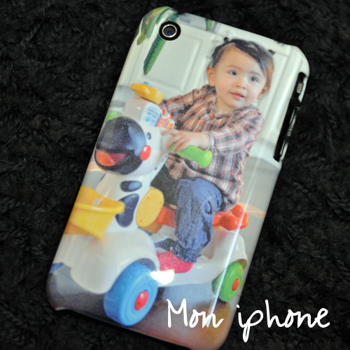 personnaliser coque iphone