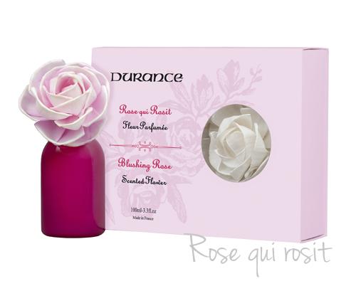Rose qui rosit DURANCE