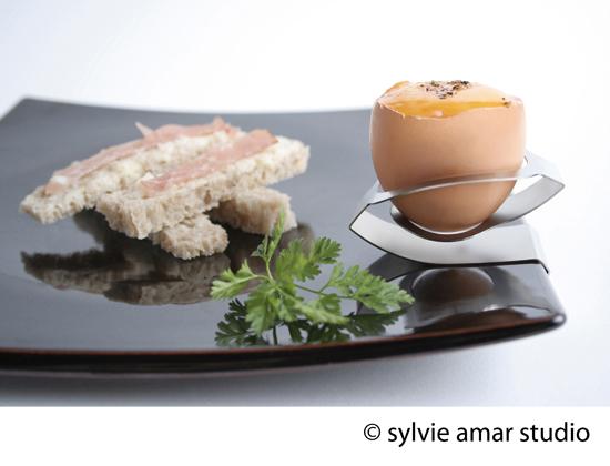 Porte-oeuf Mimosa