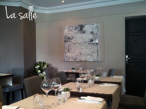 Restaurant-bistronomique la salle