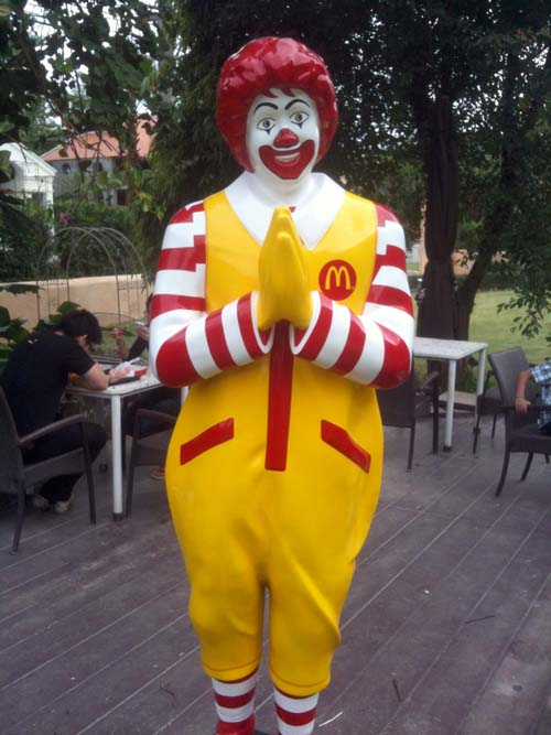 Mac donald thailande