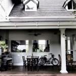 Un café de charme à Chiang Rai