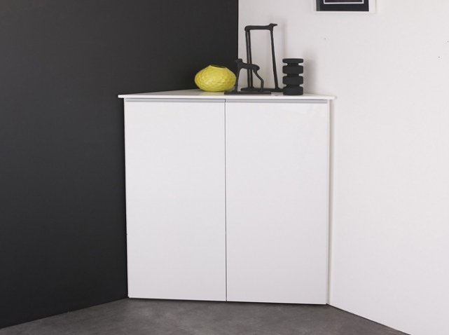 5 id es de meuble d 39 angle d co - Commode d angle chambre ...
