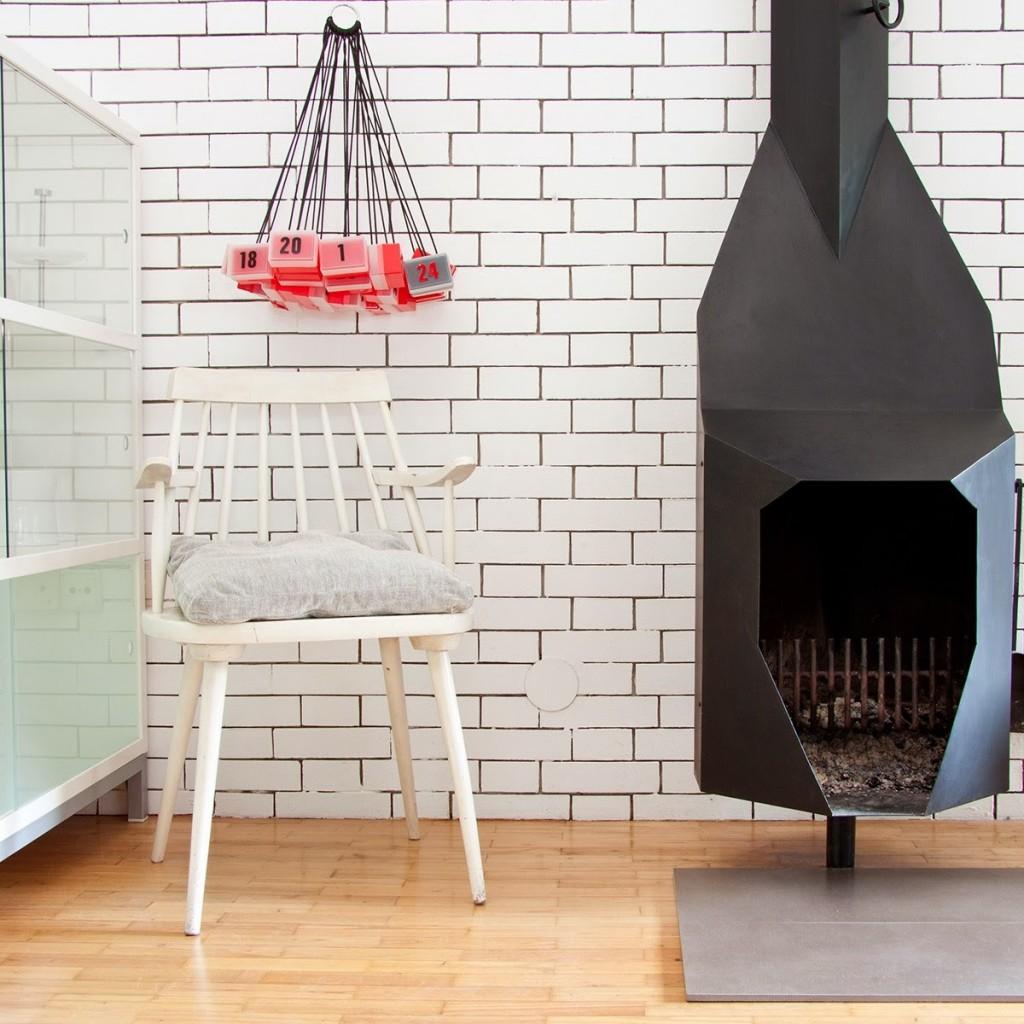 comment d corer sa maison avec un calendrier de l avent ma d coration maison. Black Bedroom Furniture Sets. Home Design Ideas