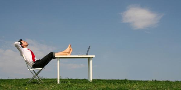 Comment se positionner devant un bureau ?