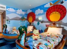 hotel chambre enfants