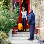 Le gaz à domicile (code promo en prime)