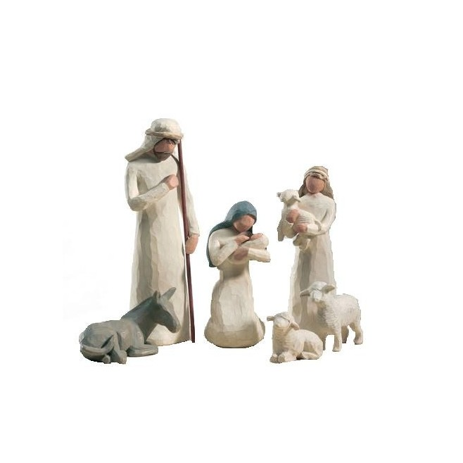 creche-de-noel-willow-tree-nativity