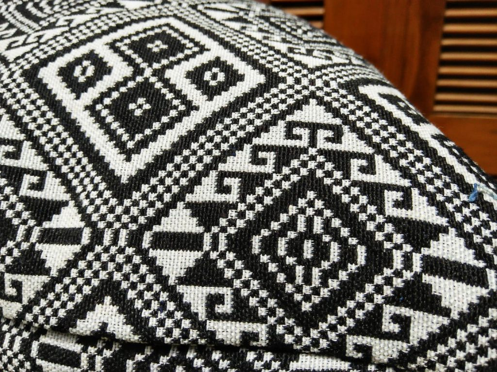 Coussin Mor Hom Hmong