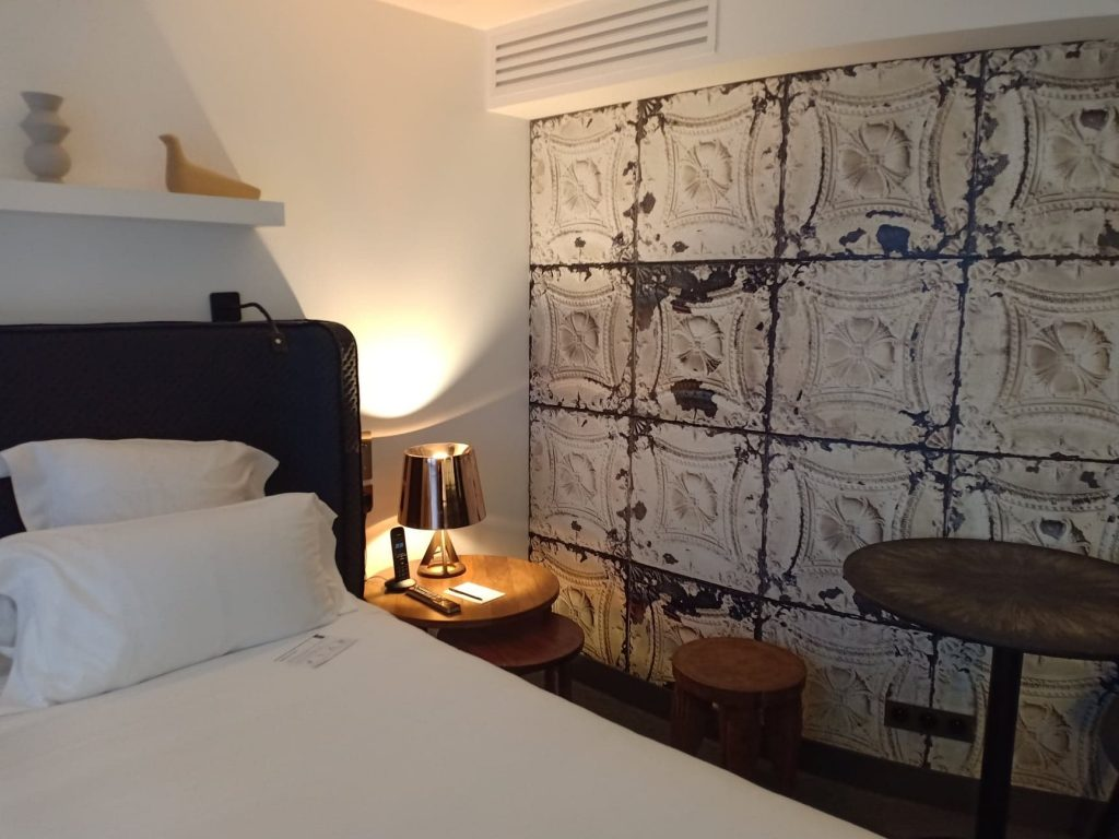 chambre de luxe hôtel balthazar