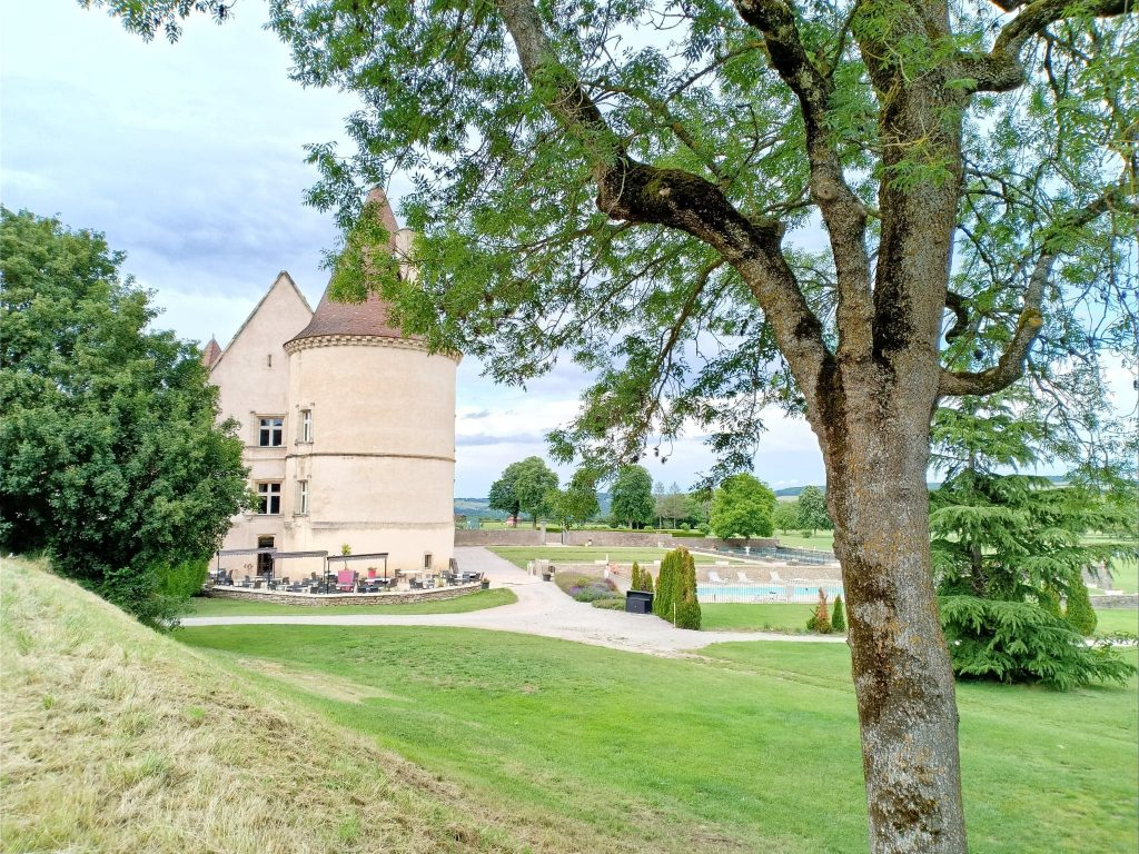 Hotel golf chateau de Chailly France