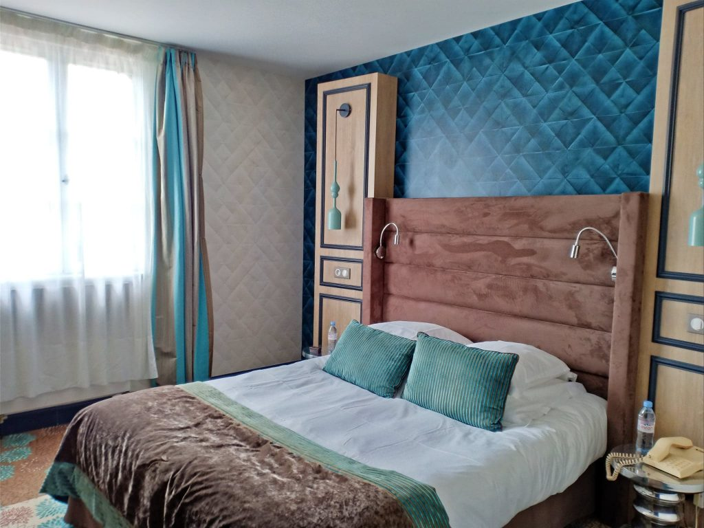 Hotel golf chateau de Chailly France - Chambre